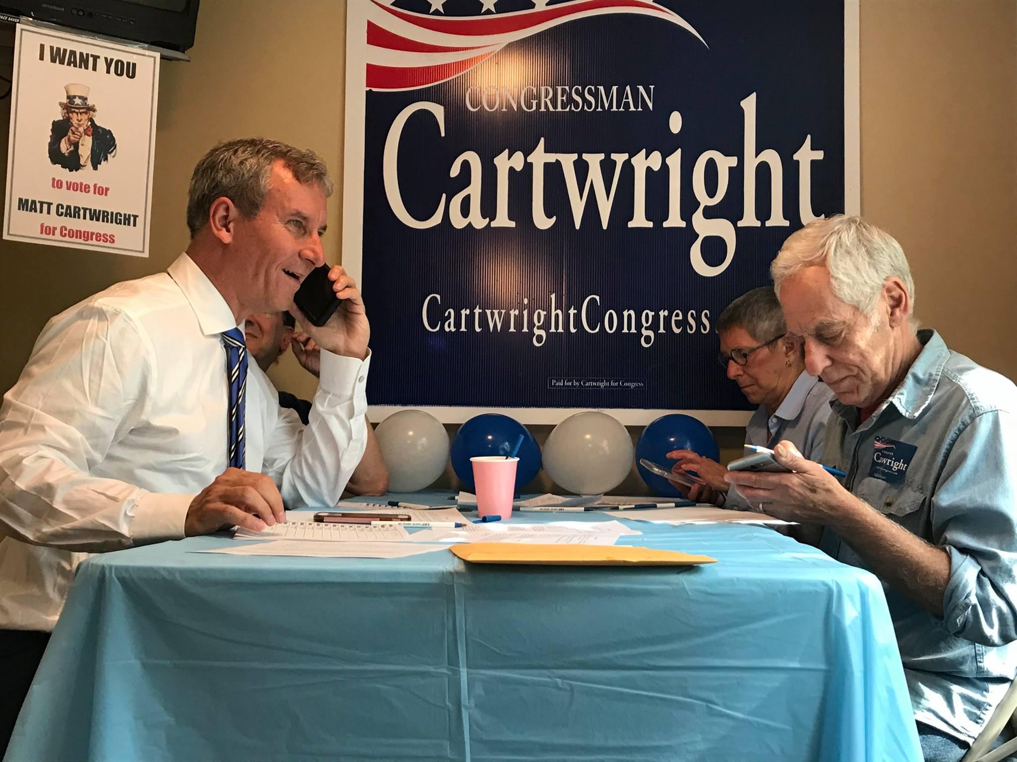 Congressman Matt Cartwright